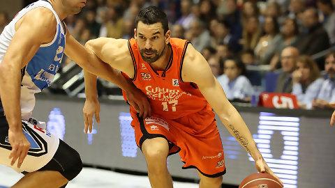 Dubljevic y Diot lideran al Valencia Basket en Santiago (75-92)