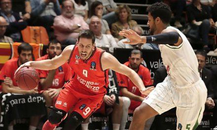 Llega el VIII Campus de Navidad del Valencia Basket