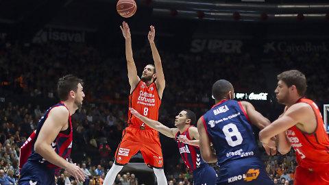 A la venta las entradas para el Valencia Basket – Real Betis Energía Plus