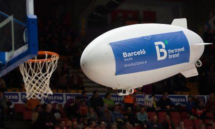 B the travel brand animará el Valencia Basket – Real Betis Energía Plus