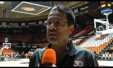 Pedro Martínez pre J7 Liga Endesa en Montakit Fuenlabrada