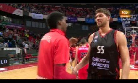 Resumen J5 7DAYS Eurocup: Lokomotiv Kuban 64 – Valencia Basket 73