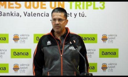 Pedro Martínez pre J8 Liga Endesa vs Baskonia