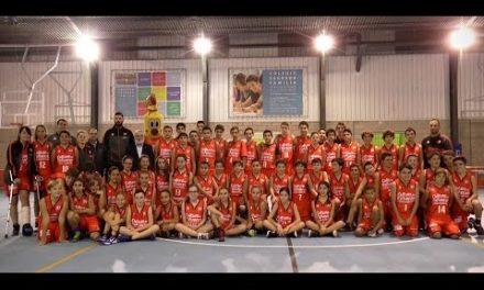 Presentación Valencia Basket Patronato con Dubljevic
