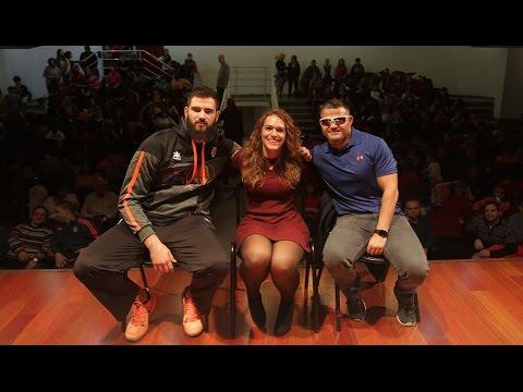 Coloquio con Dubljevic, David Casinos y María Olmeda