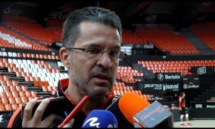 Pedro Martínez pre J10 Liga Endesa vs Real Betis Energía Plus