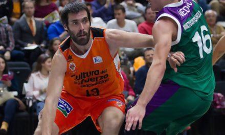Valencia Basket alcanzará ante Unicaja los 1.500 partidos oficiales