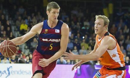 FC Barcelona Lassa-Valencia Basket: un duelo por el segundo puesto