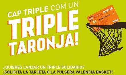 Arranca la tercera temporada del 'Triple Solidario' de Bankia con Leyendas