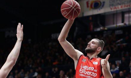 Valencia Basket asfixia a un huérfano Iberostar Tenerife (74-58)