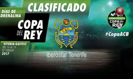 El Iberostar Tenerife se clasifica para la Copa del Rey