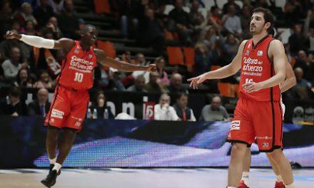 Segunda mayor victoria del Valencia Basket en Liga Endesa
