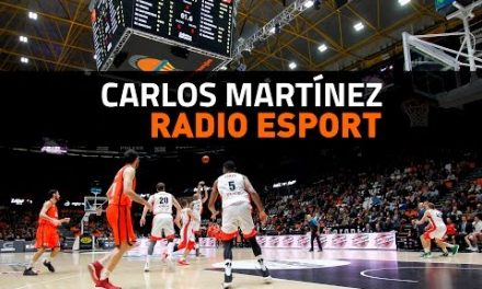 El buzzer beater de Diot en… Radio Esport
