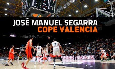 El buzzer beater de Diot en… COPE Valencia