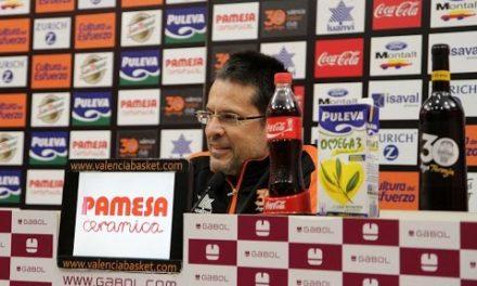 Pedro Martínez pre J13 Liga Endesa vs Iberostar Tenerife