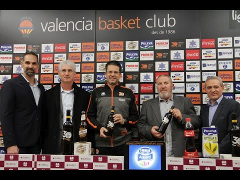 Presentación del vino conmemorativo 30 aniversario con Bodegas El Villar