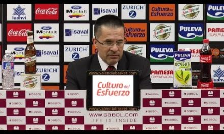 Pedro Martínez post J13 Liga Endesa vs Iberostar Tenerife