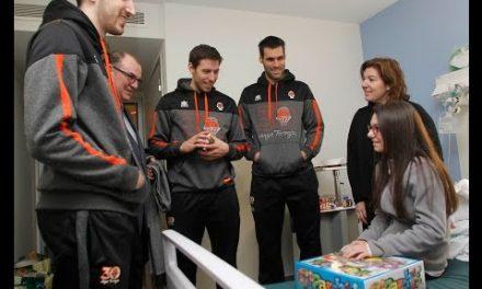 Visita a los hospitales con Falomir Juegos