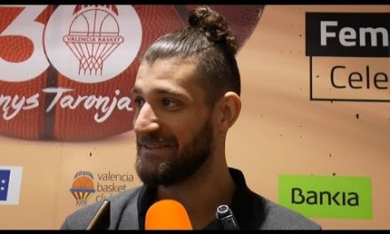 Antoine Diot pre J14 Liga Endesa en FCB Basket