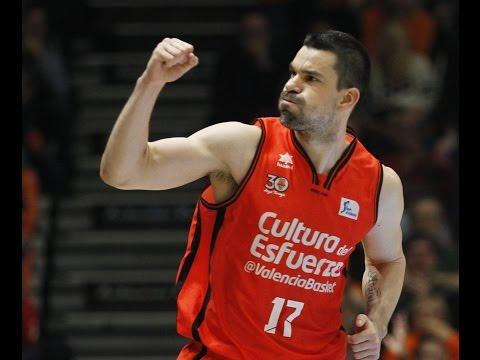 Rafa Martínez se convierte en el máximo anotador taronja