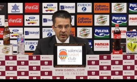 Pedro Martínez post J11 Liga Endesa vs RETAbet Bilbao Basket