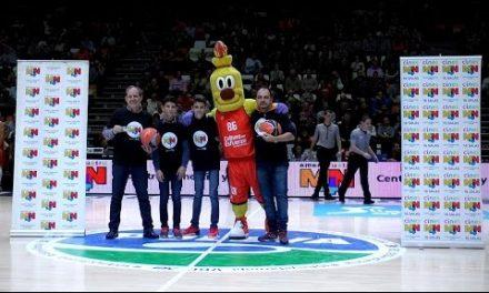 C.C. y de Ocio MN4 en J11 Liga Endesa vs RETAbet Bilbao Basket