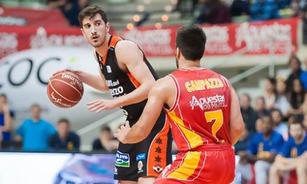 100 aficionados taronja acompañarán a Valencia Basket en Murcia