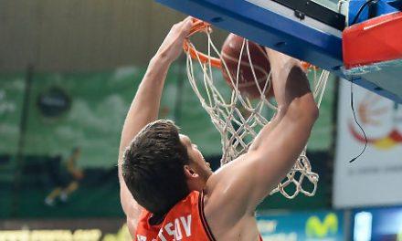 Slava Kravtsov, baja para el partido ante el Cedevita Zagreb