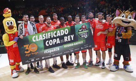 Valencia Basket pone a la venta los abonos y packs para la Copa del Rey