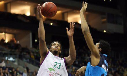 Unicaja busca los cuartos con un triunfo y un favor del Valencia Basket