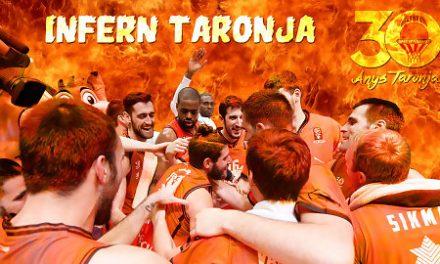 Valencia Basket y Puleva preparan un espectacular tifo ante Unicaja