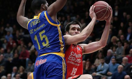 Valencia Basket resiste el asedio de Herbalife Gran Canaria (86-81)