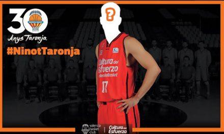 Valencia BC y Movistar buscan aficionado para ser la cara del #NinotTaronja