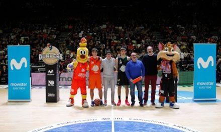 Tercer 1/4 de final: Álvaro Terrazas vs. Ion Galarza #DunkersMovistar30