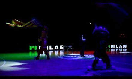 MILAR en J17 Liga Endesa vs Movistar Estudiantes