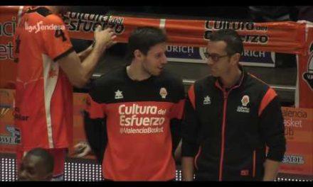 Sam Van Rossom 200 partidos en Liga Endesa