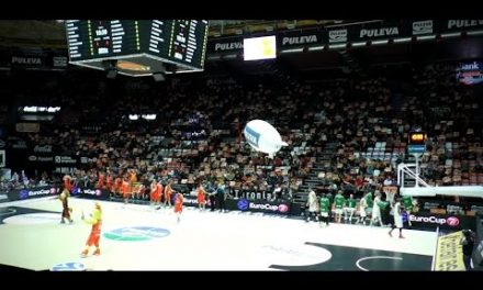 Puleva en J4 Top 16 7DAYS Eurocup vs Unicaja