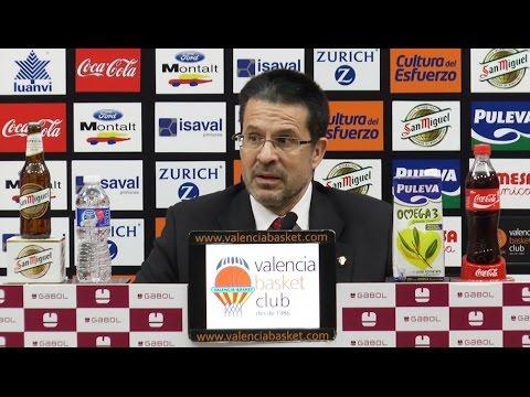 Pedro Martínez post J19 Liga Endesa vs Herbalife Gran Canaria