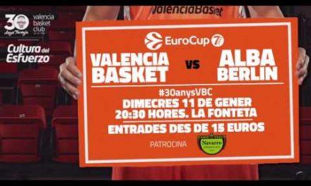 Promo Valencia Basket   Alba Berlin