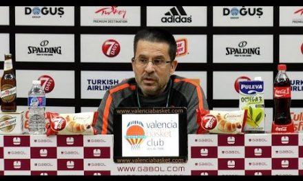 Pedro Martinez J2 Top 16 7DAYS Eurocup vs Alba Berlin