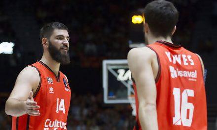 El Valencia Basket quiere hacer valer el factor cancha ante el Khimki