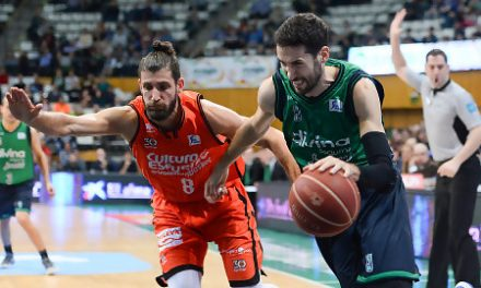 Valencia Basket-Divina Seguros Joventut: objetivos distintos