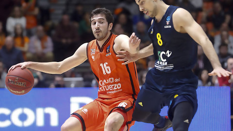 Valencia Basket cierra el Top16 de la EuroCup visitando al ALBA Berlín