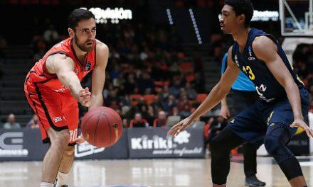 Berlín, última parada del Top16 de la EuroCup para el Valencia Basket