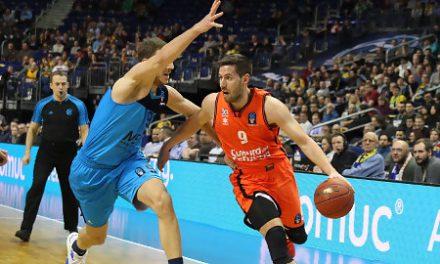 Valencia Basket se pasea en Berlín y cierra una impoluta segunda fase (73-99)