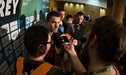 Rafa Martínez: «Somos un equipo donde todos pueden jugar»