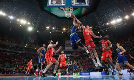 Los jugadores de Valencia Basket y Herbalife Gran Canaria valoran el choque