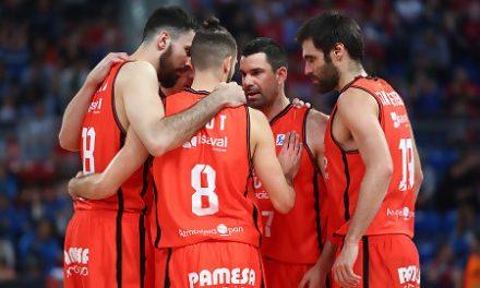 Últimas entradas a la venta para el Valencia Basket – Khimki