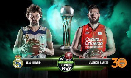 Real Madrid-Valencia BC: Una final inédita
