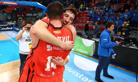 El Valencia Basket le sonríe a la final (67-76)
